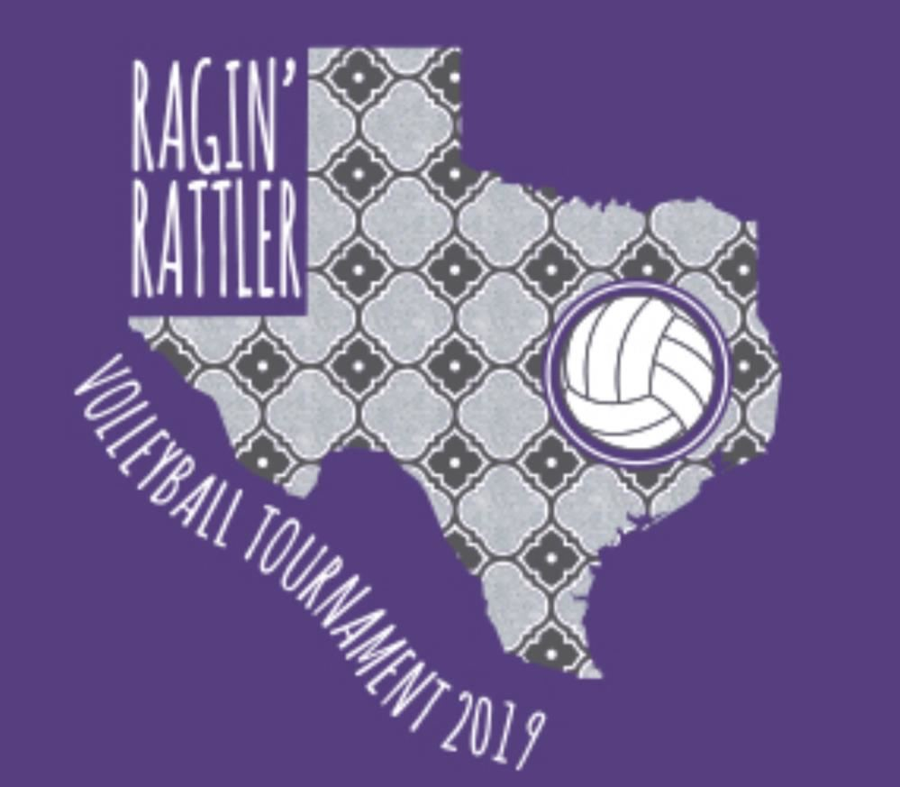 2019 Ragin Rattler Volleyball Tournament