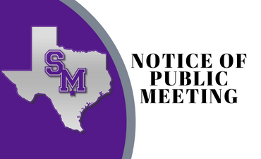 Notice of Public Meeting to Discuss Budget and Proposed Tax Rate