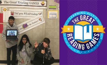 Goodnight M.S takes the lead in National Reading Event