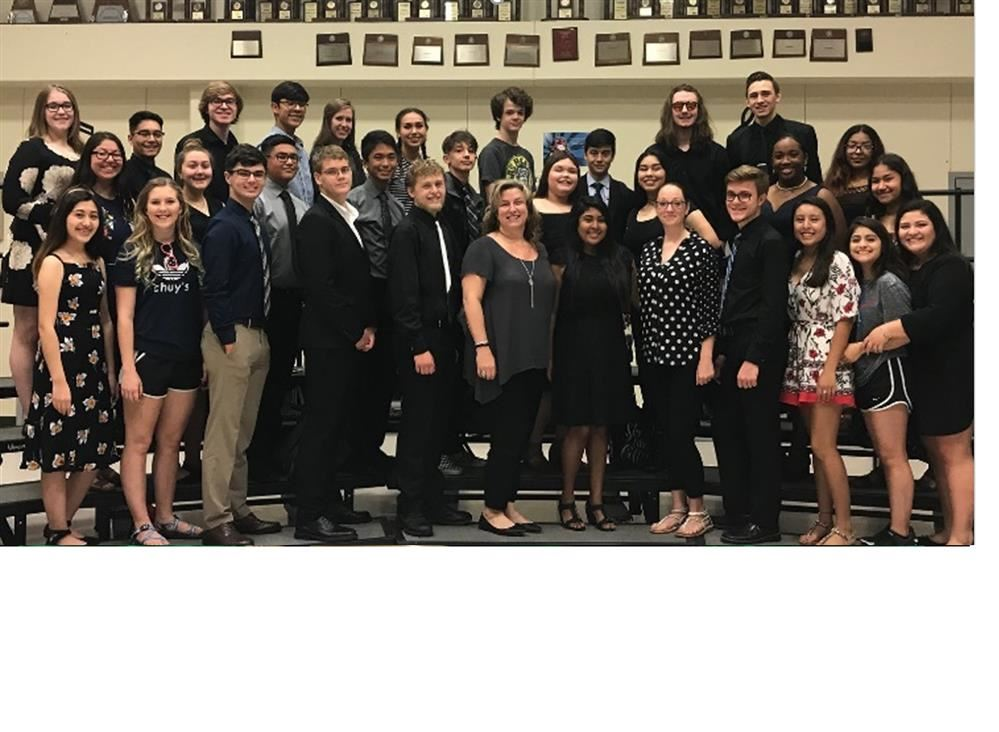 Singing Rattlers Dominate at UIL State Solo and Ensemble Competition