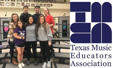 Area Choir Students Selected as Texas All-State Musicians