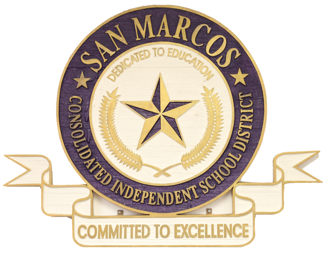 Image: San Marcos CISD Committed to Excellence