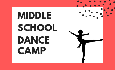 Middle School Dance Camp