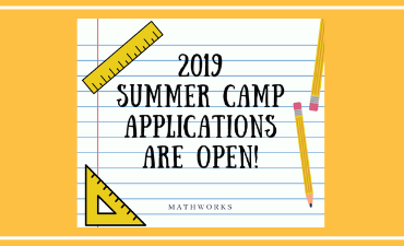 2019 Mathworks Summer Camp Applications are Open