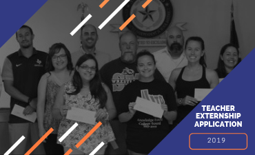 2018 Teacher Extern Participants of SMCISD