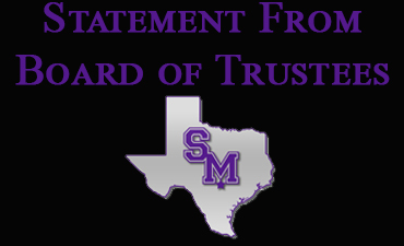 Statement From the Board of Trustees in Response to Current Events