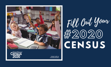 Fill out your #2020 Census
