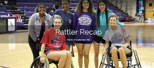 Rattler Recap - Week of Sept. 9