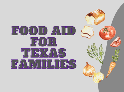 Food Aid for Texas Families